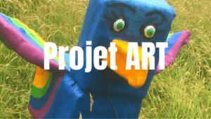 """Le projet """"Art"""" des P5"""