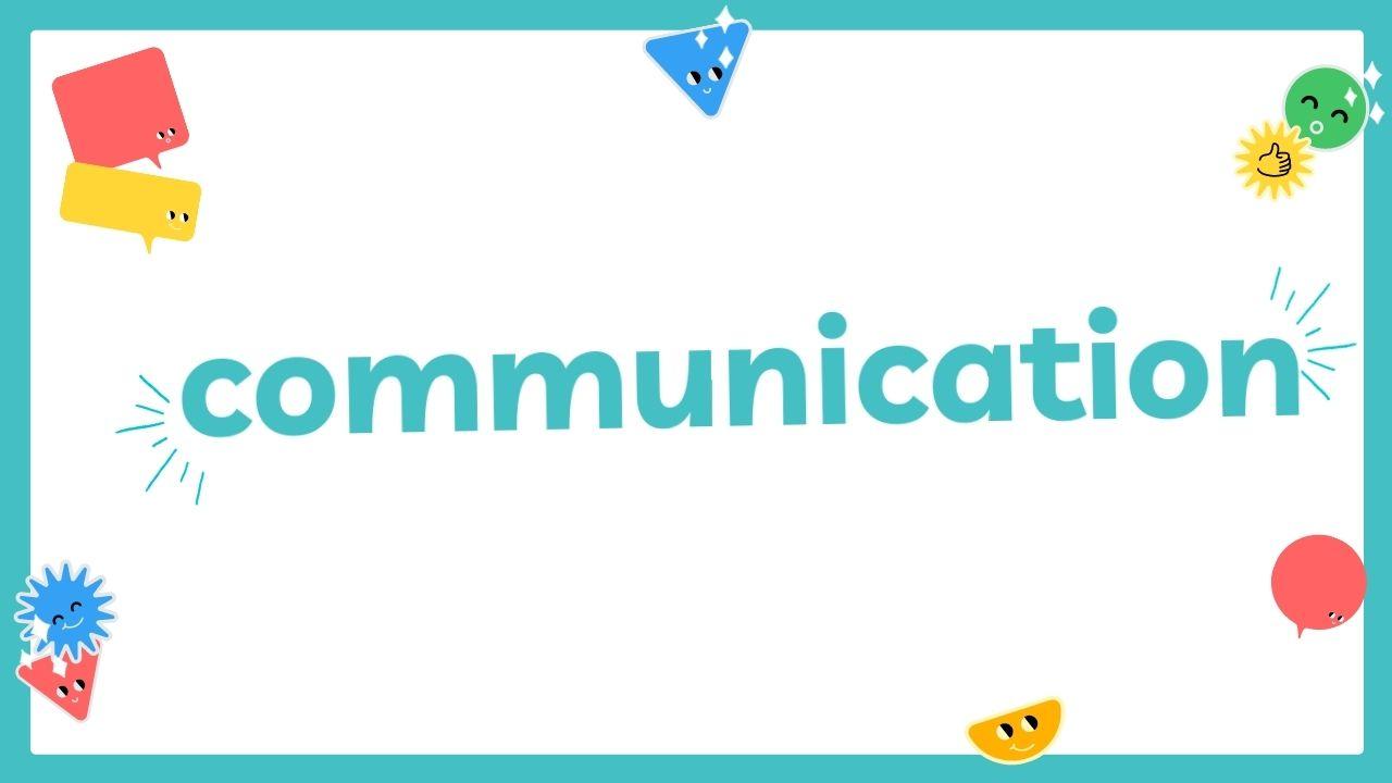 Communication école