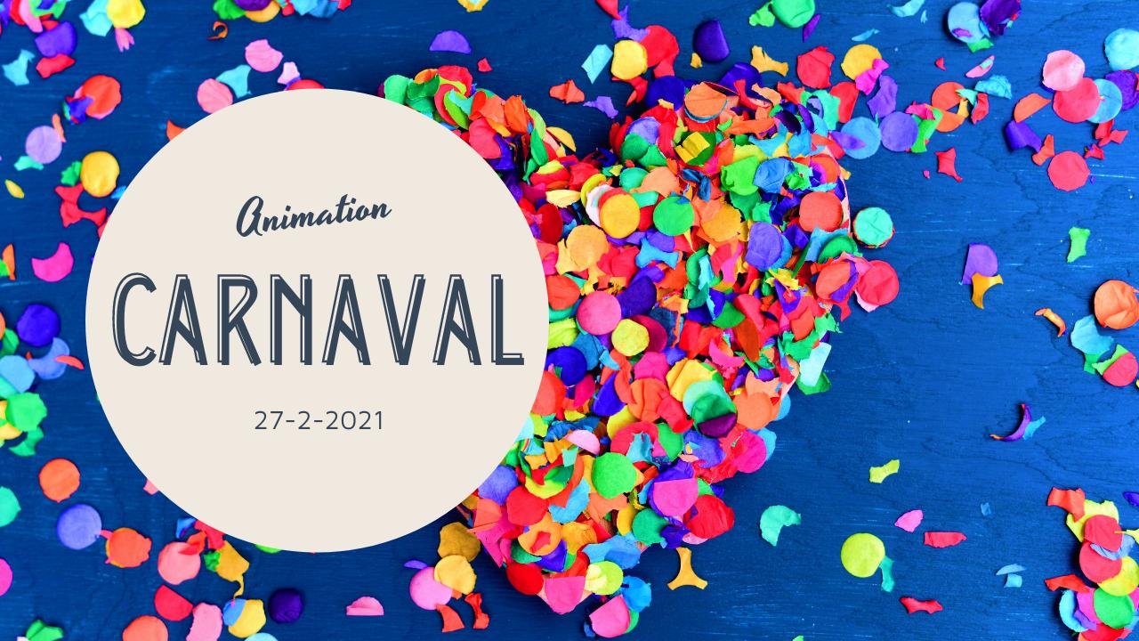 Animation carnaval