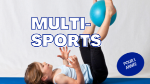 Dernières places pour l'activité multi-sport