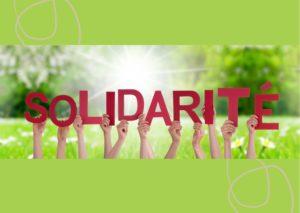 Après les inondations, la solidarité en marche!